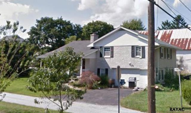 25 W Maple St., Shrewsbury, PA 17361 (MLS #21710886) :: The Jim Powers Team
