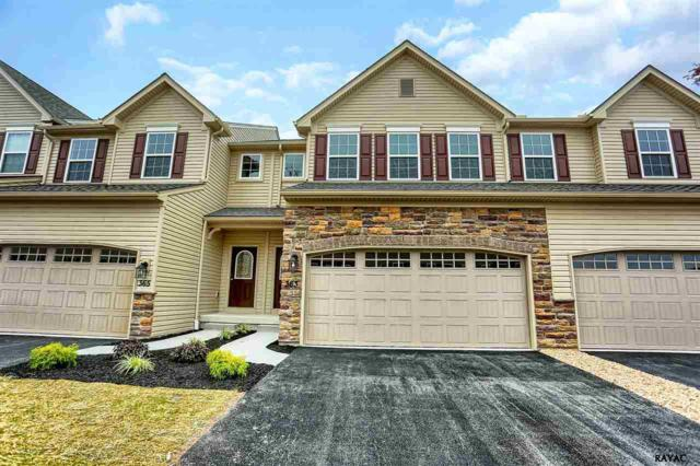 363 Weatherstone Drive, New Cumberland, PA 17070 (MLS #21710951) :: Teampete Realty Services, Inc