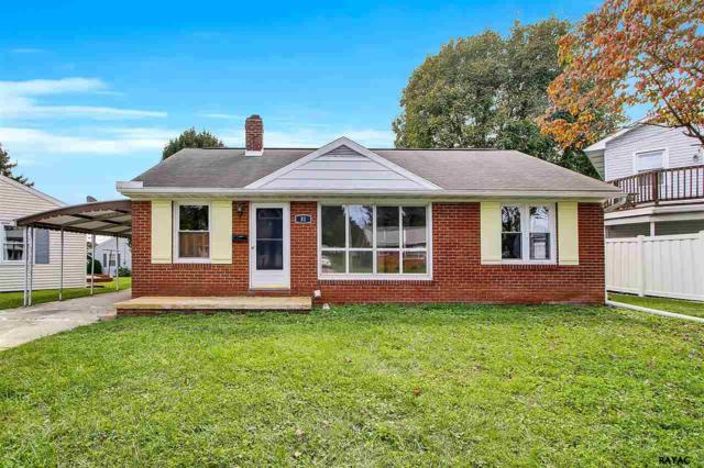 31 Lincoln Dr, Hanover, PA 17331 (MLS #21711025) :: CENTURY 21 Core Partners