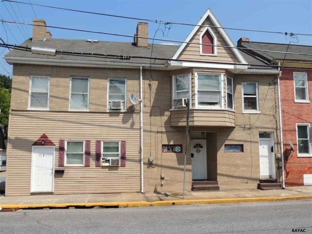 1-3 Baltimore St, Glen Rock, PA 17327 (#21711040) :: ExecuHome Realty