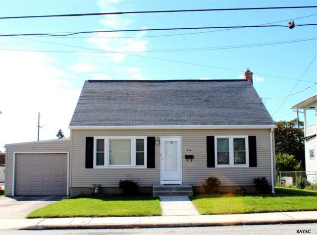 714 Linden Avenue, Hanover, PA 17331 (MLS #21711783) :: CENTURY 21 Core Partners