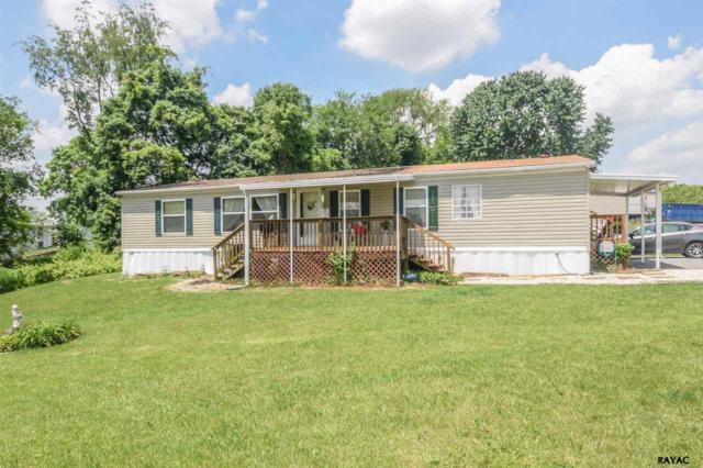 100 Chesapeake Estates, Thomasville, PA 17364 (MLS #21711826) :: The Jim Powers Team