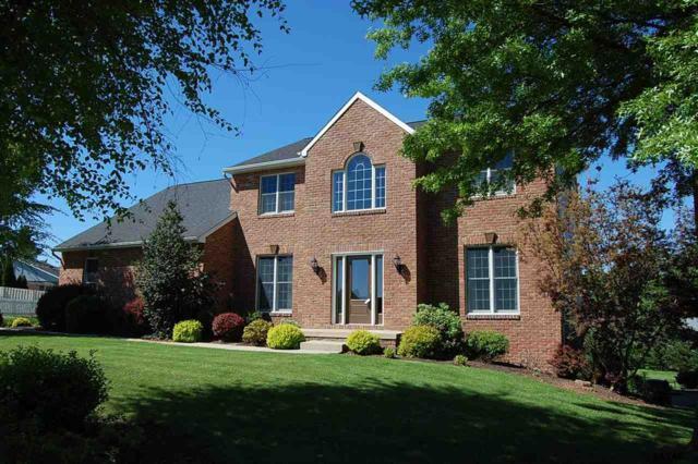 1345 Murifield Drive, York, PA 17404 (MLS #21705129) :: CENTURY 21 Core Partners