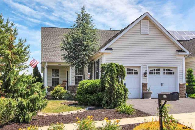 842 Cougar Pointe Circle, Seven Valleys, PA 17360 (MLS #21706891) :: CENTURY 21 Core Partners