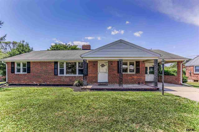 550 Erlen Drive, York, PA 17402 (MLS #21707286) :: CENTURY 21 Core Partners