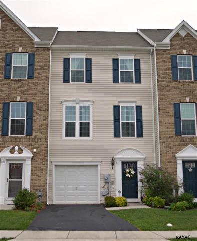 841 Blossom Drive, Hanover, PA 17331 (MLS #21709409) :: CENTURY 21 Core Partners