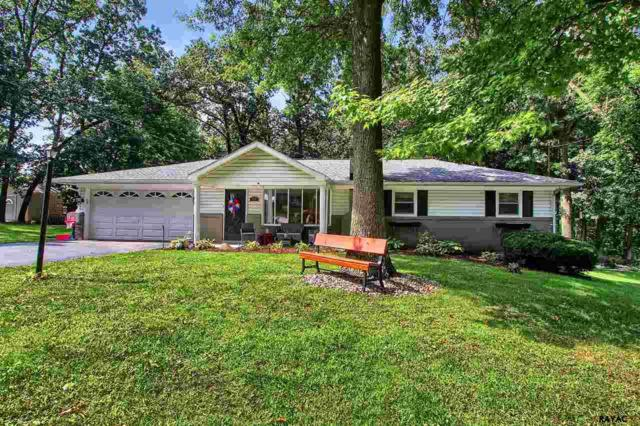 786 Summit Dr, Dallastown, PA 17313 (MLS #21709944) :: Benchmark Real Estate Team of KW Keystone Realty