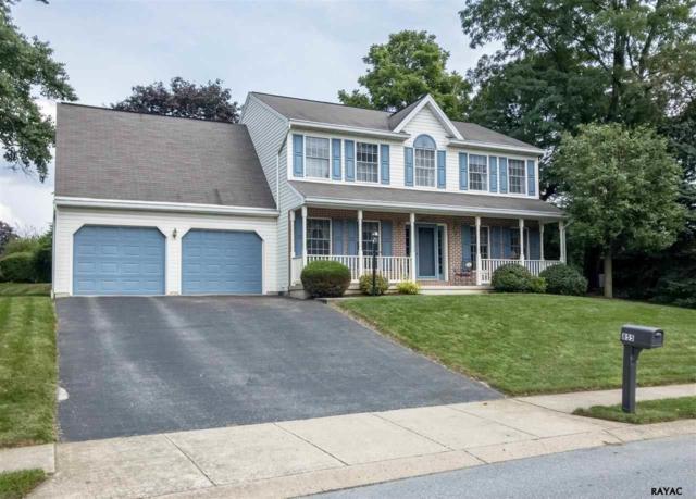 855 Plymouth Road, York, PA 17402 (MLS #21709999) :: CENTURY 21 Core Partners