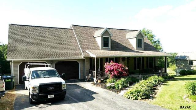 7350 Woodland Drive, Spring Grove, PA 17362 (MLS #21710754) :: Benchmark Real Estate Team of KW Keystone Realty
