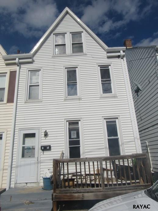 1145 N Duke St, York, PA 17404 (MLS #21707290) :: CENTURY 21 Core Partners