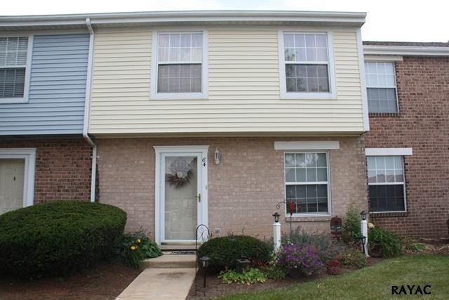 64 Lexton Drive, York, PA 17404 (MLS #21707310) :: CENTURY 21 Core Partners