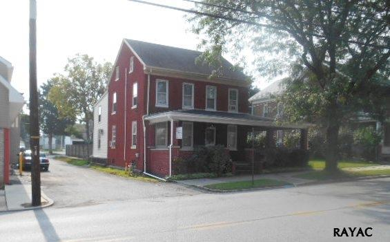 631 Broadway, Hanover, PA 17331 (MLS #21709565) :: CENTURY 21 Core Partners