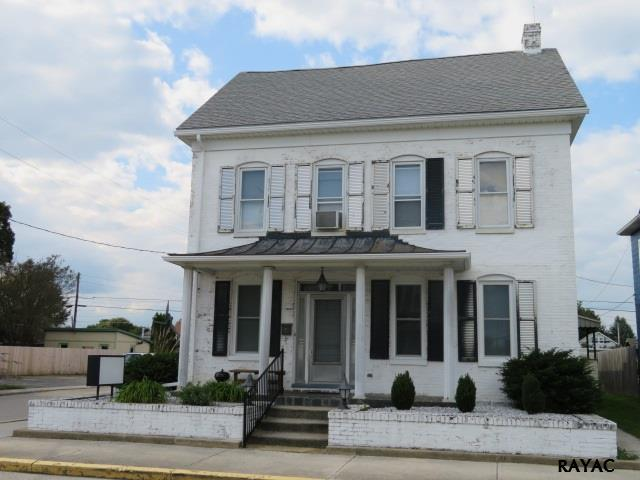 343 North Street, McSherrystown, PA 17344 (MLS #21710774) :: Benchmark Real Estate Team of KW Keystone Realty