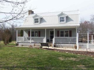 5405 Fallston Road, Lawndale, NC 28090 (MLS #44397) :: Washburn Real Estate