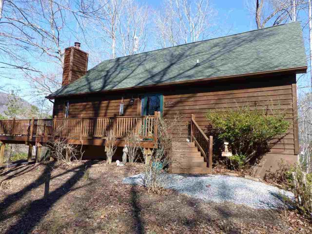 170 Ransom Road, Lake Lure, NC 28746 (MLS #44315) :: Washburn Real Estate