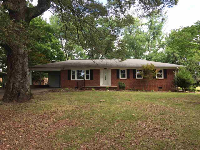136 Toms Lake Rd., Forest City, NC 28043 (MLS #44842) :: Washburn Real Estate