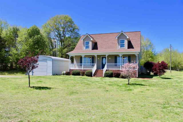 454 Grover Sruggs Rd., Mooresboro, NC 28114 (MLS #45667) :: RE/MAX Journey