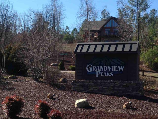 00 Grandview Peaks Dr, Nebo, NC 28761 (MLS #46150) :: RE/MAX Journey