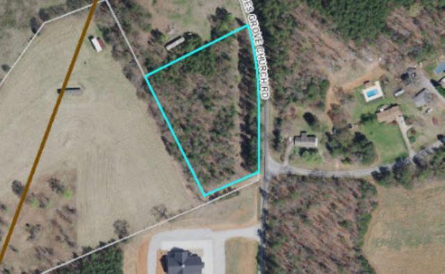0 Goodes Grove Church Rd., Mooresboro, NC 28024 (#46176) :: Robert Greene Real Estate, Inc.
