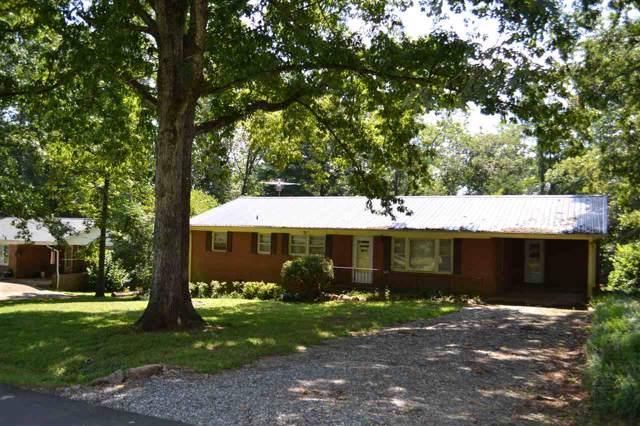 395 Eastview, Bostic, NC 28018 (#47130) :: Robert Greene Real Estate, Inc.