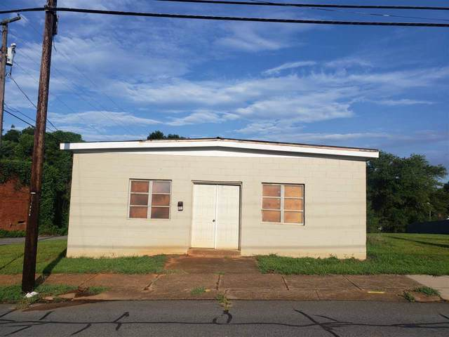 497 Spindale Street, Spindale, NC 28160 (MLS #47132) :: RE/MAX Journey