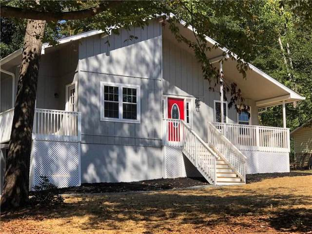 154 Grayson Drive, Rutherfordton, NC 28139 (MLS #47244) :: RE/MAX Journey