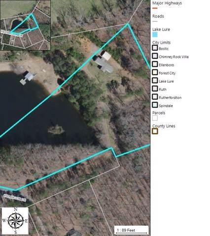311 Hillbrook Dr, Bostic, NC 28018 (#47285) :: Robert Greene Real Estate, Inc.