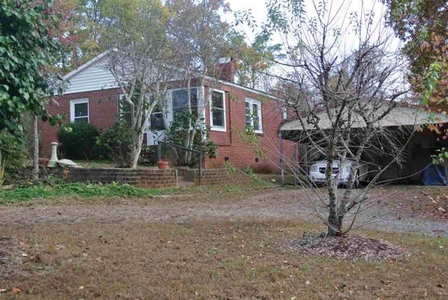 721 Freemantown Rd, Rutherfordton, NC 28139 (MLS #47331) :: RE/MAX Journey