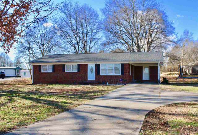 1764 Ellenboro Henrietta Road, Ellenboro, NC 28040 (MLS #47432) :: RE/MAX Journey