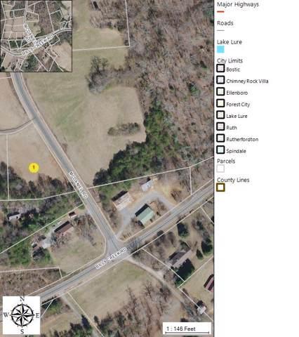 0 Lamplighter Lane, Lake Lure, NC 28746 (MLS #47472) :: RE/MAX Journey