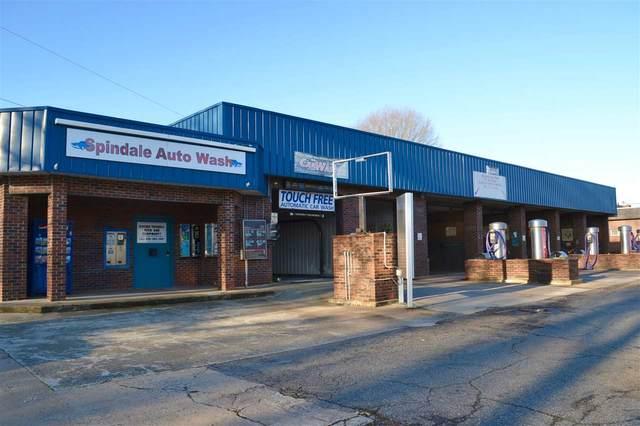 162 E Main Street, Spindale, NC 28160 (#47545) :: Robert Greene Real Estate, Inc.
