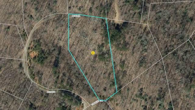 Lot 0 Ashe Dr, Ellenboro, NC 28040 (#47566) :: Robert Greene Real Estate, Inc.
