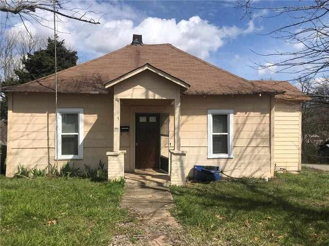 175 Pennsylvania Ave., Spindale, NC 28160 (MLS #47604) :: RE/MAX Journey