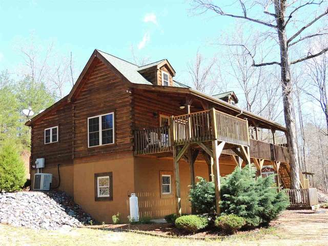 248 River Ridge Parkway, Rutherfordton, NC 28139 (MLS #47629) :: RE/MAX Journey