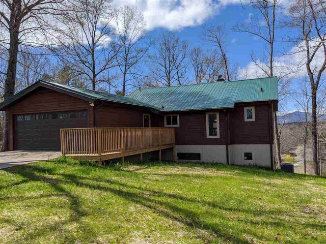 1171 Clark Road, Rutherfordton, NC 28139 (MLS #47637) :: RE/MAX Journey