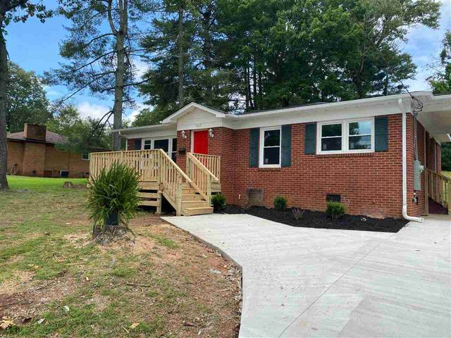 665 Spindale St., Spindale, NC 28160 (MLS #47762) :: RE/MAX Journey