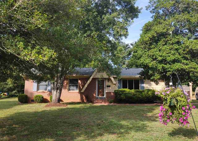 140 N Woodland Avenue, Forest City, NC 28043 (MLS #47778) :: RE/MAX Journey