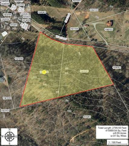 0 River Rd, Rutherfordton, NC 28139 (#47970) :: Robert Greene Real Estate, Inc.