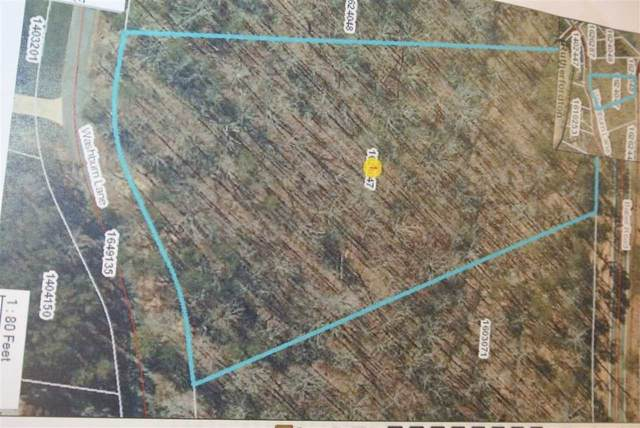 0 Washburn Ln/Baber Rd., Rutherfordton, NC 28139 (MLS #47983) :: RE/MAX Journey