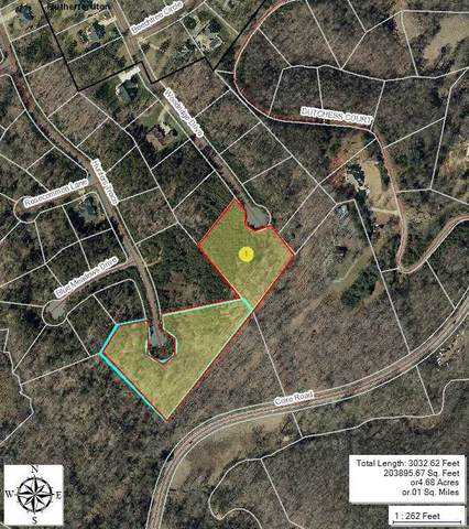 0 Woodridge, Hunters Trace, Rutherfordton, NC 28139 (#47997) :: Robert Greene Real Estate, Inc.