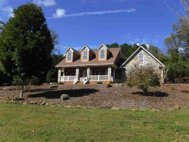 252 Twin K Drive, Rutherfordton, NC 28139 (MLS #48013) :: RE/MAX Journey