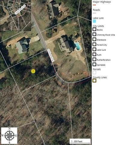 0 Chisholm Trail, Rutherfordton, NC 28139 (#48164) :: Robert Greene Real Estate, Inc.