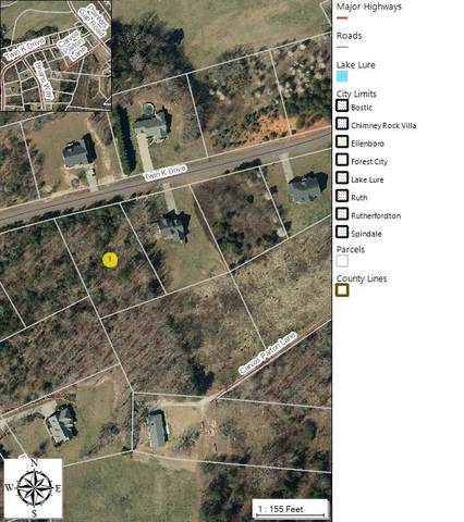 0 Twin K Drive, Rutherfordton, NC 28139 (MLS #48179) :: RE/MAX Journey
