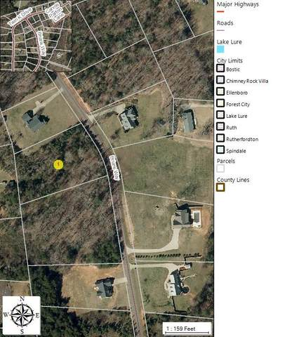 0 Brians Way, Rutherfordton, NC 28139 (MLS #48187) :: RE/MAX Journey