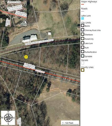 0 Us 221A Hwy, Mooresboro, NC 28114 (MLS #48213) :: RE/MAX Journey