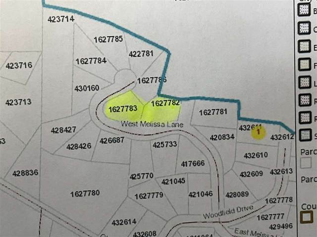 0  Lot 60 & 86 W Melissa Lane, Forest City, NC 28043 (#48247) :: Robert Greene Real Estate, Inc.