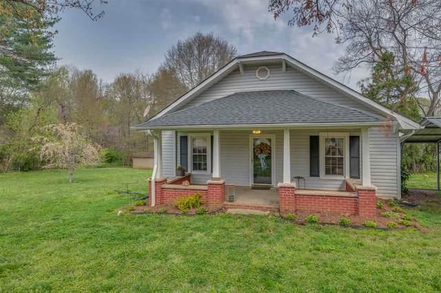 128 W Church Street, Bostic, NC 28018 (#48337) :: Robert Greene Real Estate, Inc.