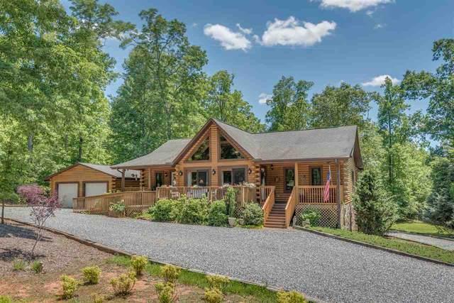 80 Cross Ridge Drive, Rutherfordton, NC 28139 (MLS #48471) :: RE/MAX Journey
