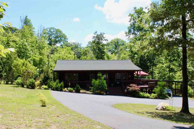 205 Mountain Springs, Bostic, NC 28018 (MLS #48493) :: RE/MAX Journey