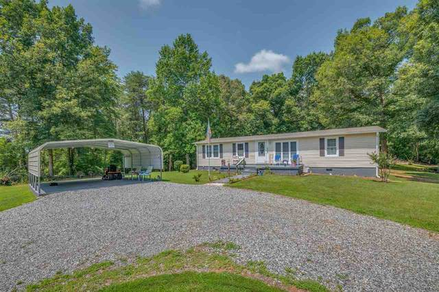 400 Howard Cole Road, Rutherfordton, NC 28139 (#48536) :: Robert Greene Real Estate, Inc.